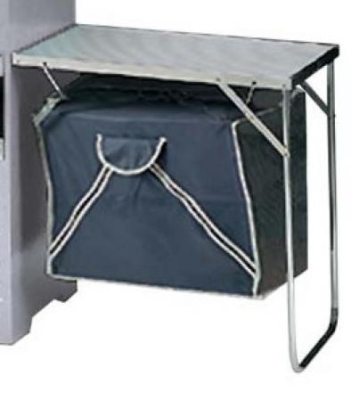 Mesa adicional con fresquera para armario cocina Crespo/