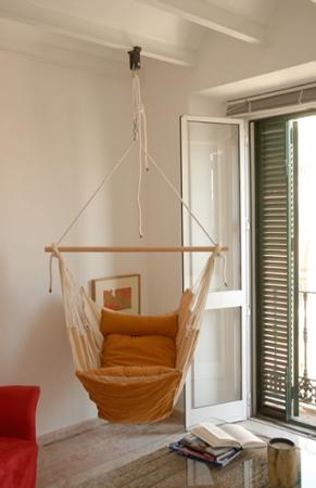 Hamaca artesanal aracat camping for Casa mobiliario jardin