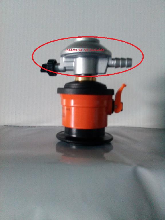 Adaptador de camping para botella repsol butano aracat - Botella camping gas ...