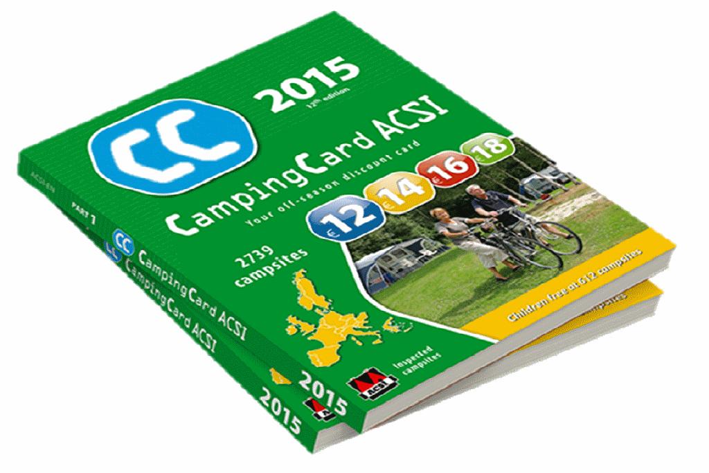 Guia acsi 2015 tarjeta descuento camping aracat camping for Expo casa y jardin 2015 wtc