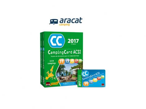 CAMPING CARD ACSI 2017 - Castellano