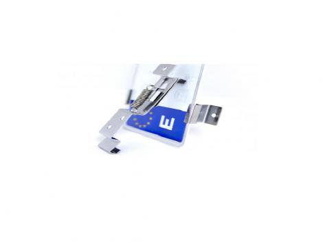 soporte para placa de matrícula
