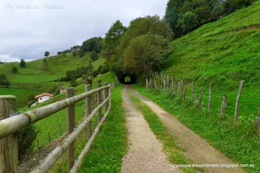 Vía verde del Plazaola / Navarra-Euskadi