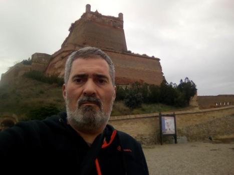 MONZON Y SU CASTILLO POR LUIS PABOLLETA