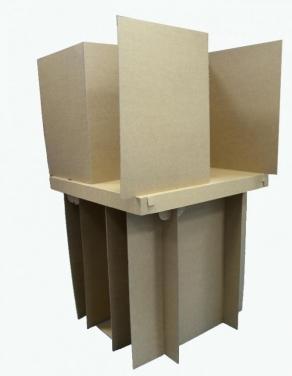 CA 02 - Cabinas de cartón