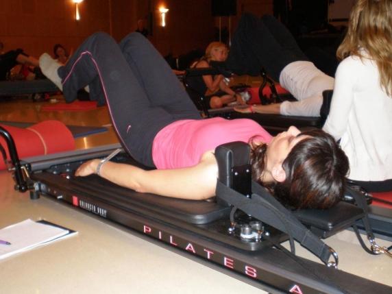 I Congreso Internacional de Pilates de Barcelona