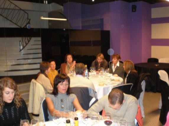 2007 Cena de Navidad