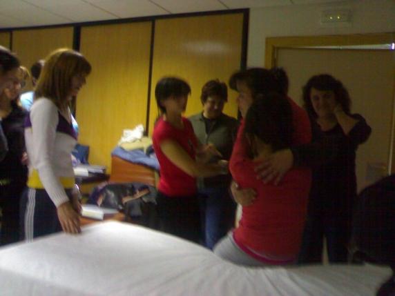 2007 Curso de Ayuda a Domicilio con Acción Social