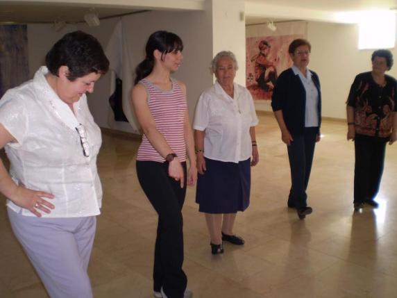 2008 Charla en Fabero: LA EDAD DORADA