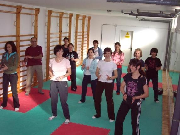 2008 Curso de Pilates FABERO