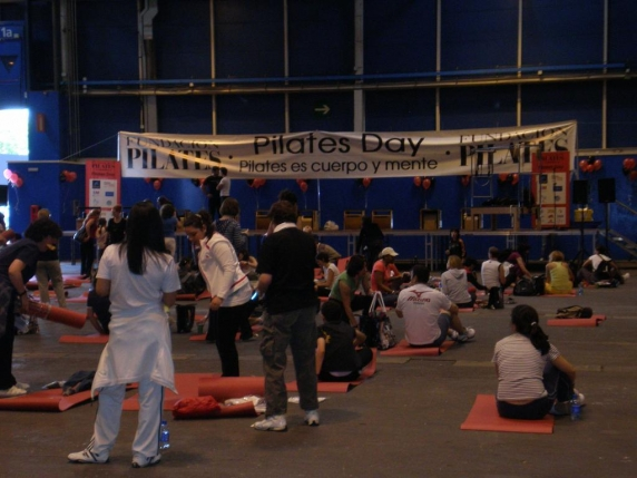 2009 9 Mayo Pilates Day