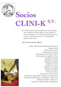 HAZTE SOCIO CLINI-K S.V.
