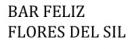 BAR FELIZ FLORES DEL SIL CON EL II TORNEO DE PÁDEL CLINI-K S.V.