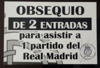 """PEÑA MADRIDISTA """"A POR ELLOS"""" OS LLEVARÁ A VER EL MEJOR FÚTBOL"""