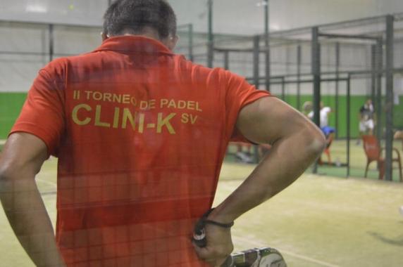 II TORNEO DE PÁDEL CLINI-K S.V.