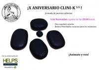 X ANIVERSARIO CLINI-K S.V.