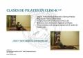 CLASES DE PILATES EN CLINI-K S.V.