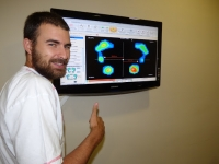 ¡El monitor de tenis más internacional de El Bierzo en CLINI-K S.V.!