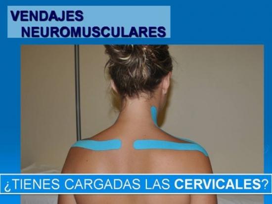 VENDAJES NEUROMUSCULARES