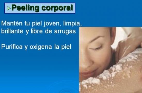 Peeling corporal