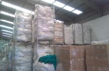 Diensten aan de industriële wasserijen