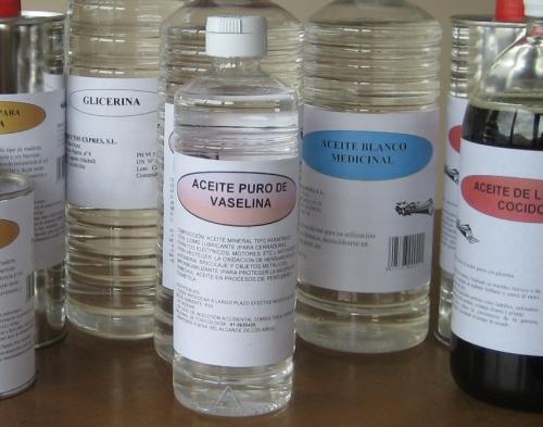 Aceite de vaselina productos expres - Aceite de vaselina ...