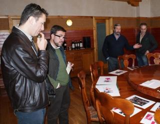 Valencia vestirá el nuevo vino de Miguel Calatayud