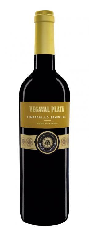 Vegaval Plata Tempranillo Semi-Dulce
