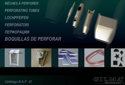 CATALOGO BOQUILLAS DE PERFORAR / B&P - 07
