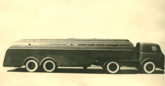 Cisterna Camión 1