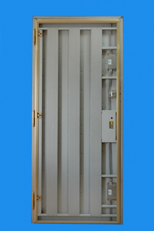 Puertas correderas interior exterior lacadas blindadas for Puertas blindadas
