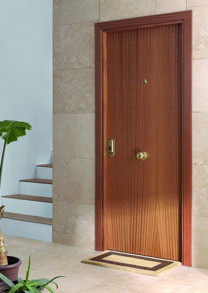 Puertas de entrada blindadas - Pomo puerta exterior ...