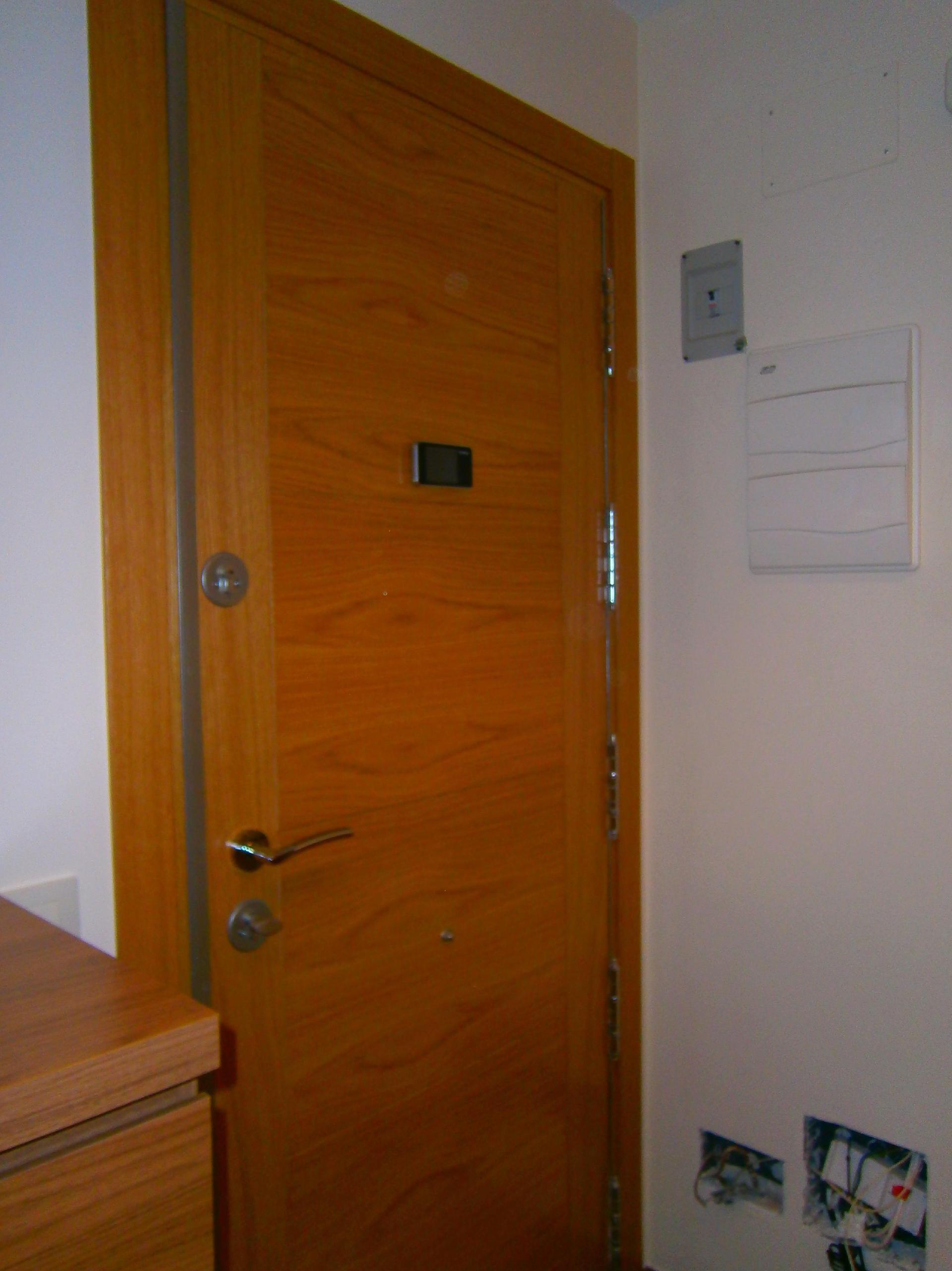 Cerradura puerta blindada amazing cerradura puerta - Cerraduras puertas blindadas ...