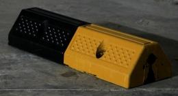 Tope de Estacionamiento de caucho 50 cm