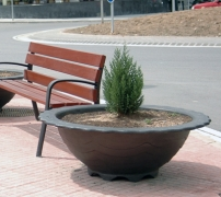 Jardinera Esférica