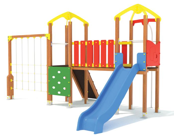 otros juegos para parques infantiles ampliar imagen