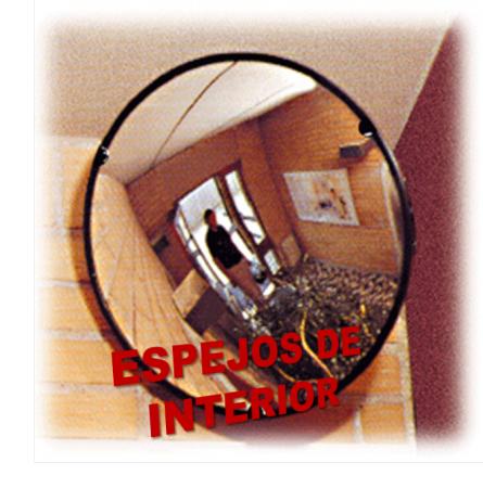 Espejos de tr fico y seguridad for Espejos de seguridad