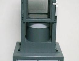 Prensa de compresión de 1500kN. en palastro.
