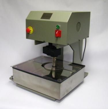 Máquina de abrasión de lechadas.