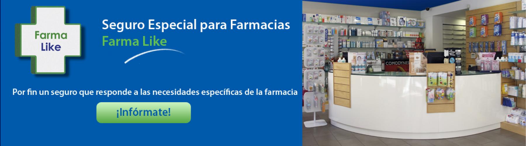 Seguro para farmacias Farma Like