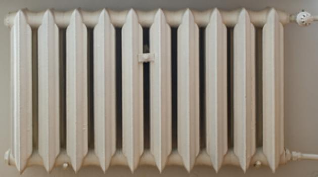 La calefacción central es un elemento común