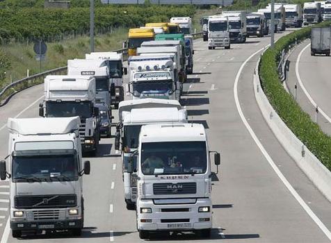 Seguro para camiones, transporte por carretera