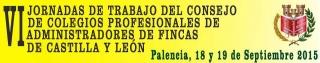 Jornadas de Trabajo Administradores de Fincas Palencia 2015