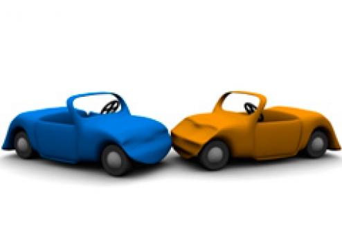 Daños y perjuicios accidente trafico
