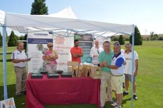 Gran éxito en el Rider de Golf para Administradores de Fincas de Madrid y Castilla y León organizado por José Silva