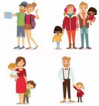 Siniestralidad en cada tipo de hogar