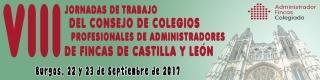 José Silva patrocina las VII Jornadas de Trabajo del Consejo de Colegios Profesionales de Administradores de Fincas de Castilla y León