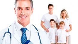 Seguro de salud para familias