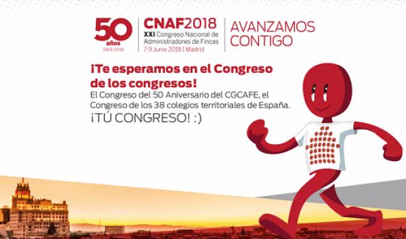 CNAF 2018 EL CONGRESO DE LOS CONGRESOS