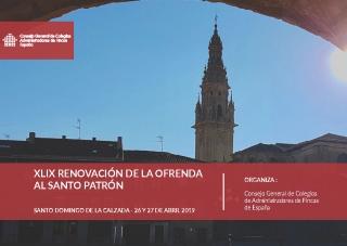 ADMINISTRADOR DE FINCAS, SANTO DOMINGO DE LA CALZADA, MADRID, CGCAFE, COMUNIDAD DE PROPIETARIOS, SEGUROS